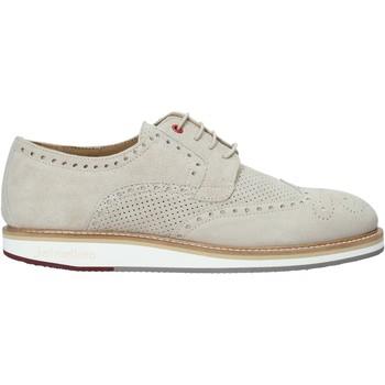 Zapatos Hombre Derbie Melluso XU16213 Beige