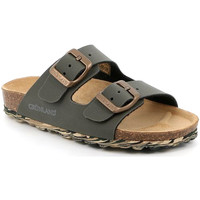 Zapatos Niños Zuecos (Mules) Grunland CB2651 Verde