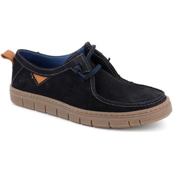 Zapatos Hombre Mocasín Grunland SC5034 Azul
