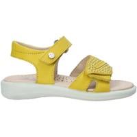 Zapatos Niña Sandalias Naturino 502731 01 Amarillo