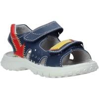 Zapatos Niños Sandalias Naturino 502762 01 Azul