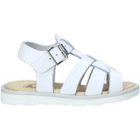 Zapatos Niña Sandalias Naturino 502318 02 Blanco