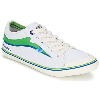 Zapatos Hombre Zapatillas bajas Diesel Basket Diesel Amarillo