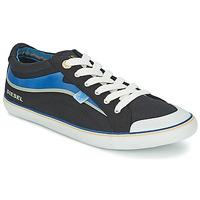 Zapatos Hombre Zapatillas bajas Diesel Basket Diesel Negro