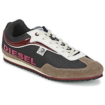 Zapatos Hombre Zapatillas bajas Diesel Basket Diesel Marrón