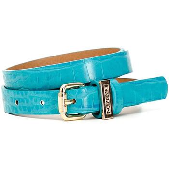Accesorios textil Cinturones Café Noir CL0001 Azul