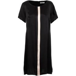textil Mujer Vestidos cortos Café Noir JA6260 Negro