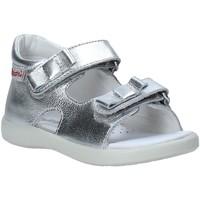 Zapatos Niña Sandalias Falcotto 1500771 02 Plata