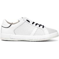 Zapatos Hombre Zapatillas bajas Café Noir PT1050 Blanco