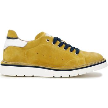 Zapatos Hombre Deportivas Moda Café Noir TS6010 Amarillo