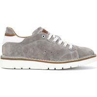 Zapatos Hombre Zapatillas bajas Café Noir TS6010 Gris