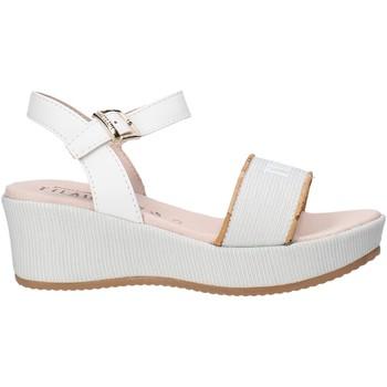 Zapatos Niña Sandalias Alviero Martini 0647 0911 Blanco