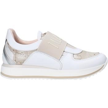 Zapatos Niños Slip on Alviero Martini 0609 0919 Blanco