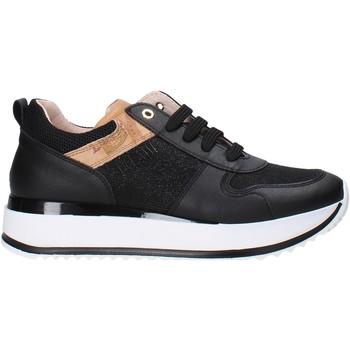Zapatos Niños Deportivas Moda Alviero Martini 0611 0930 Negro