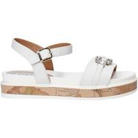Zapatos Niña Sandalias Alviero Martini 0575 0326 Blanco