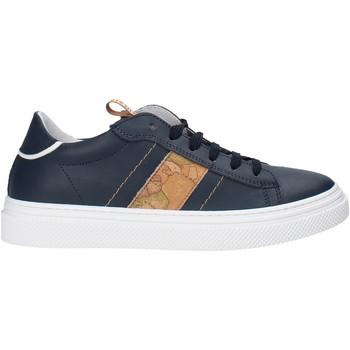 Zapatos Niños Zapatillas bajas Alviero Martini 0650 0191 Azul
