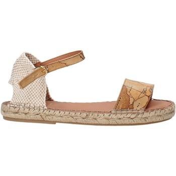 Zapatos Niña Sandalias Alviero Martini E190 9430 Marrón