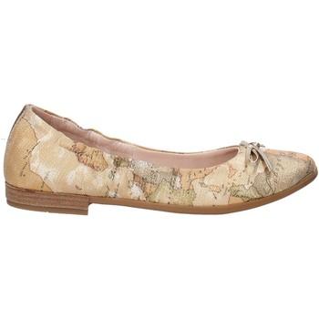 Zapatos Niña Bailarinas-manoletinas Alviero Martini 0600 0893 Marrón
