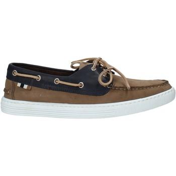 Zapatos Hombre Zapatos náuticos Café Noir TR7010 Marrón