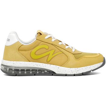 Zapatos Hombre Zapatillas bajas Café Noir MT9310 Amarillo