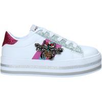 Zapatos Niños Zapatillas bajas Sweet Years S21-S00SK416 Blanco