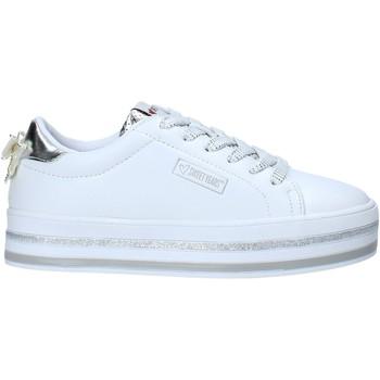 Zapatos Niños Zapatillas bajas Sweet Years S21-S00SK415 Blanco
