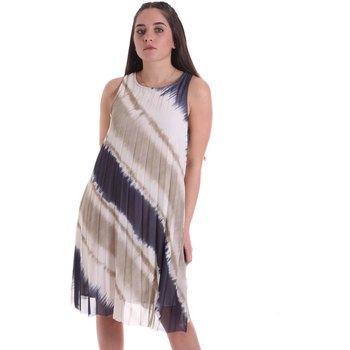 textil Mujer Vestidos largos Café Noir JA6040 Beige