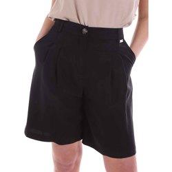 textil Mujer Shorts / Bermudas Café Noir JP6030 Negro