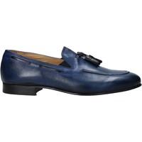 Zapatos Hombre Mocasín Exton 1026 Azul