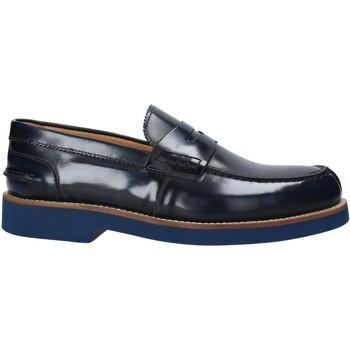 Zapatos Hombre Mocasín Exton 2102 Azul