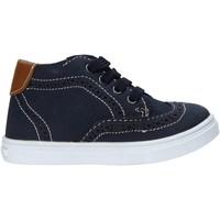 Zapatos Niños Botas de caña baja Balducci BS880 Azul
