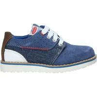 Zapatos Niños Derbie Balducci AG-1181 Azul