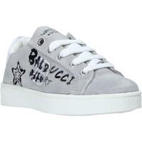 Zapatos Niños Zapatillas bajas Balducci BS642 Gris