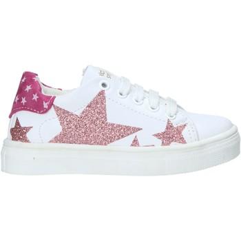 Zapatos Niña Zapatillas bajas Balducci BS520 Blanco