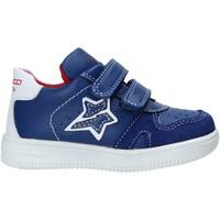 Zapatos Niños Zapatillas bajas Balducci AG-1393 Azul