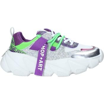 Zapatos Mujer Zapatillas bajas Shop Art SA050143 Violeta