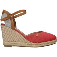 Zapatos Mujer Sandalias Wrangler WL11610A Rojo