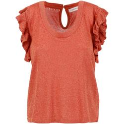 textil Mujer Tops / Blusas Café Noir JM6190 Rojo