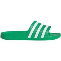 Zapatos Niños Zuecos (Mules) adidas Originals FY8048 Verde