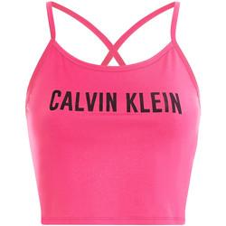 textil Mujer Sujetador deportivo  Calvin Klein Jeans 00GWS1K163 Rosado