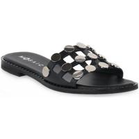 Zapatos Mujer Zuecos (Mules) Mosaic NERO 500 Nero
