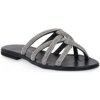 Zapatos Mujer Zuecos (Mules) Mosaic IMPRESS Nero