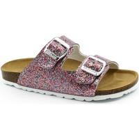 Zapatos Niña Zuecos (Mules) Grunland GRU-E21-CB2524-RO-b Rosa