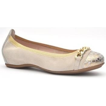 Zapatos Mujer Bailarinas-manoletinas Alpe BEAUTY Piedra