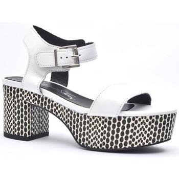Zapatos Mujer Sandalias Alpe ÁFRICA Blanco