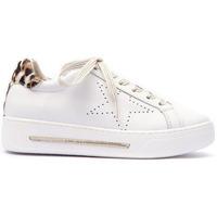 Zapatos Mujer Zapatillas bajas Alpe STAR Blanco