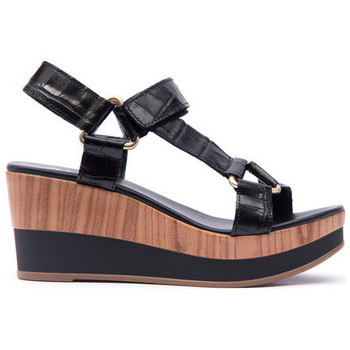 Zapatos Mujer Sandalias Alpe AITANA Negro