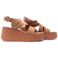 Zapatos Mujer Sandalias Alpe ZAIRA Cuero