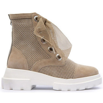 Zapatos Mujer Botas de caña baja Alpe LIGHT Arena