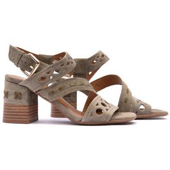 Zapatos Mujer Sandalias Alpe VALERY Verde